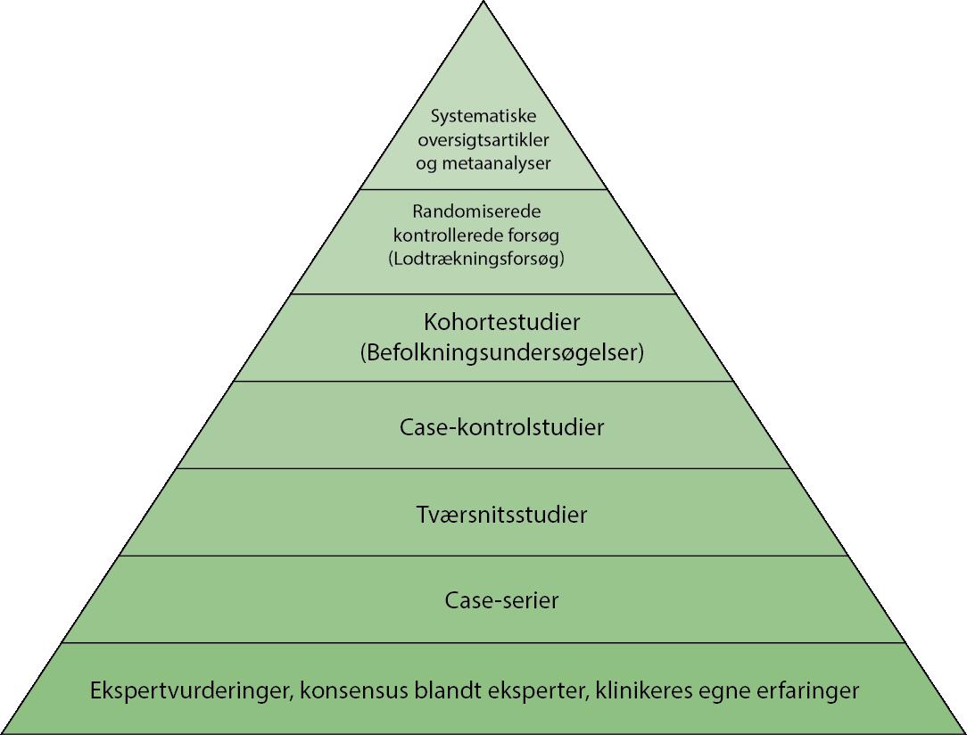 Evidenspyramiden